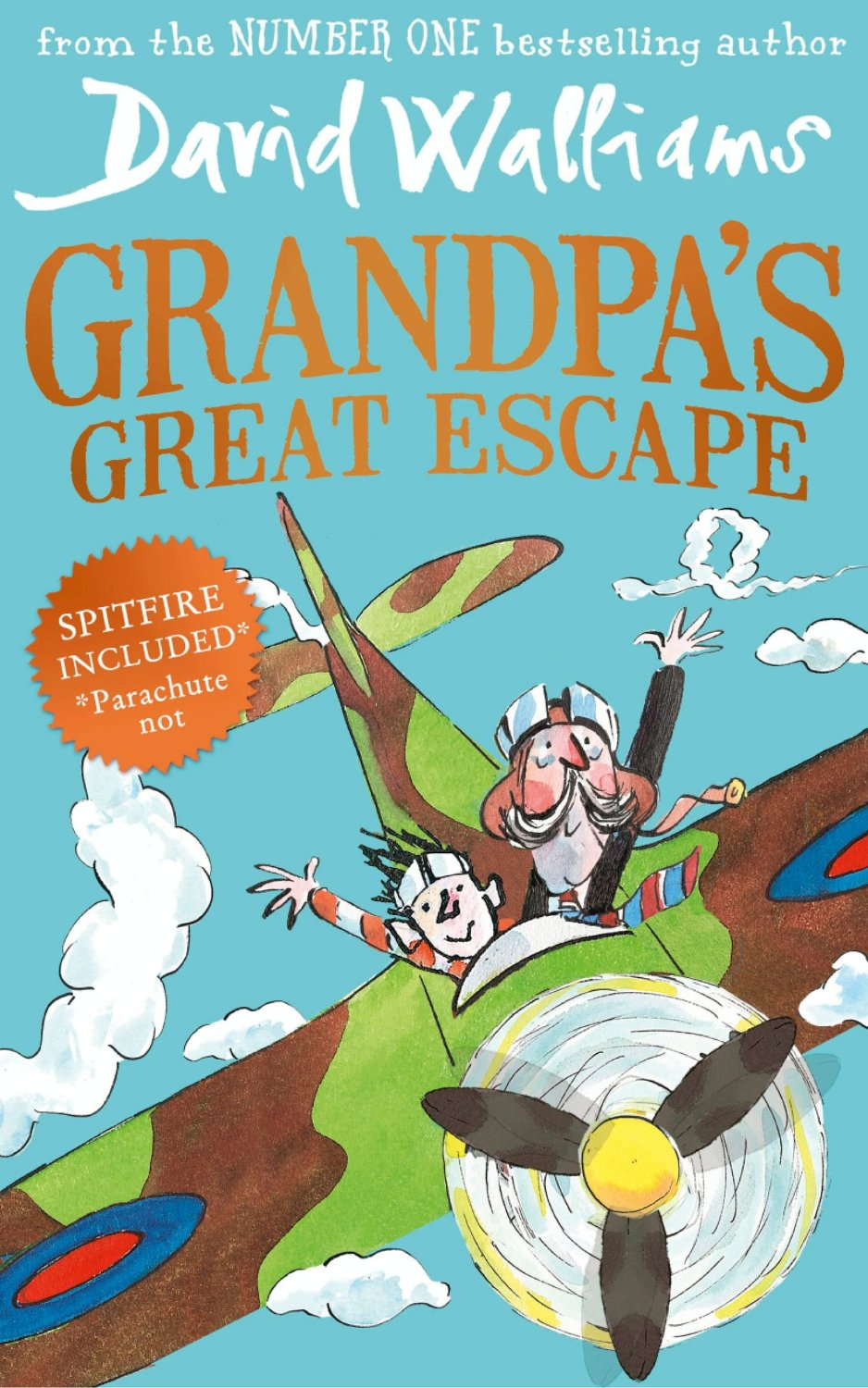 Cover of Grandpa's Great Escape