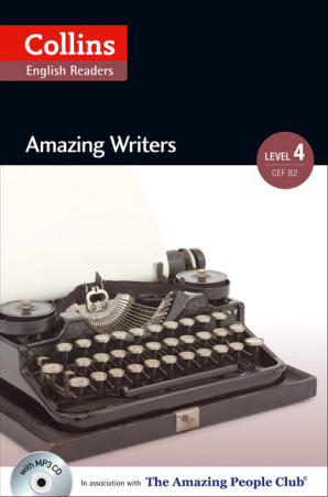 Cover of Amazing Writers Level 4: B2