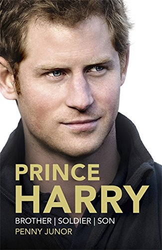 Cover of Prince Harry: Brother, Soldier, Son