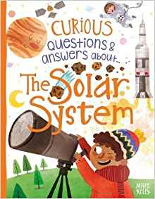 Cover of Curious Questions and Answers about the Solar System