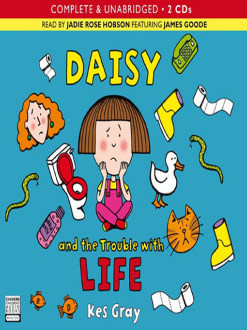 Cover of Daisy and the trouble with life