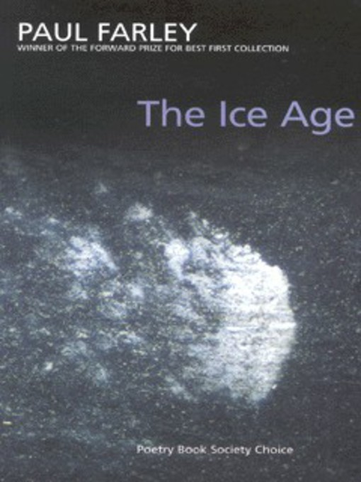 Cover of The ice age