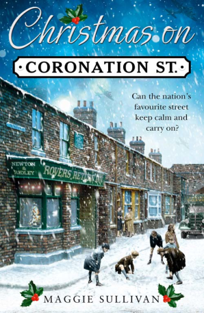 Cover of Christmas on Coronation Street