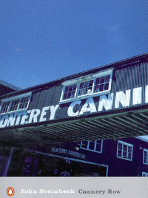 Cover of Cannery Row