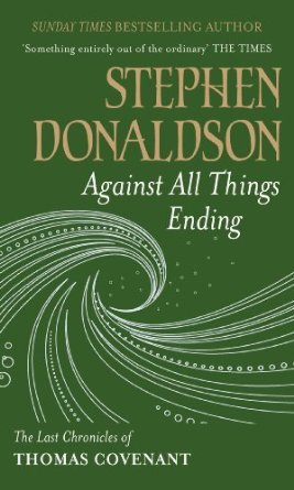 Cover of Against All Things Ending