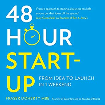 Cover of 48 Hour Start Up