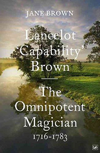 Cover of Lancelot 'Capability' Brown: The Omnipotent Magician