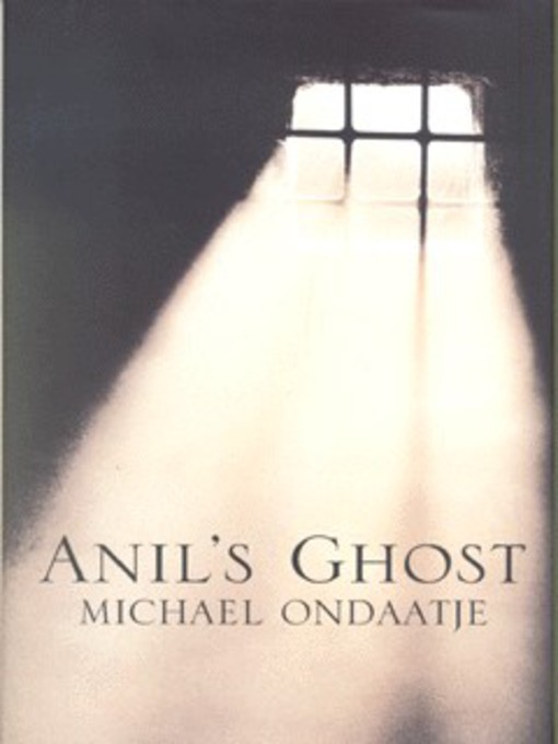 an analysis of anils ghost Home → sparknotes → literature study guides → ghosts ghosts henrik ibsen table of contents summary summary & analysis act 1, part 1 of 5 act 1, part 2 of 5.