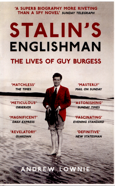 Cover of Stalin's Englishman
