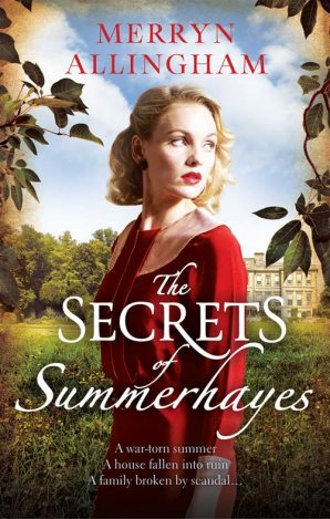 Cover of The Secrets of Summerhayes