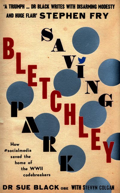 Cover image for Saving Bletchley Park