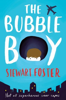 Cover of The Bubble Boy