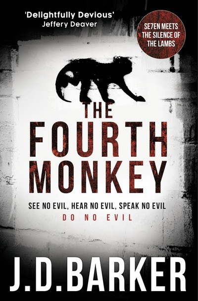 Cover of The Fourth Monkey
