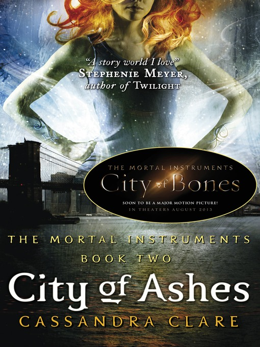 the mortal instruments books -