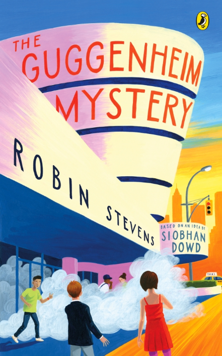 Cover of The Guggenheim Mystery