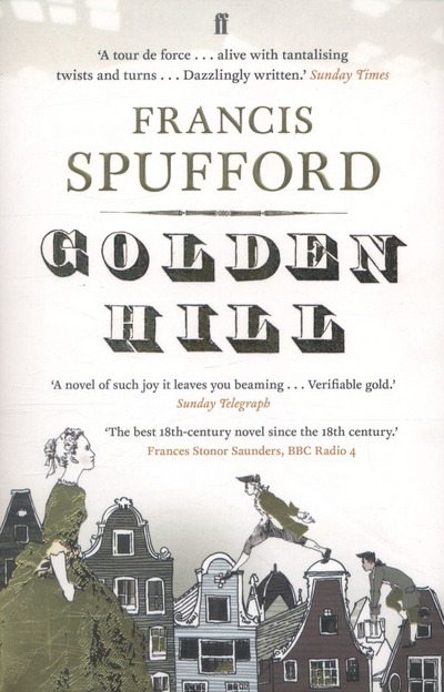 Cover of Golden Hill