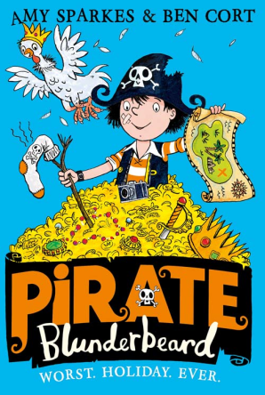 Cover of Pirate Blunderbeard: Worst. Holiday. Ever.