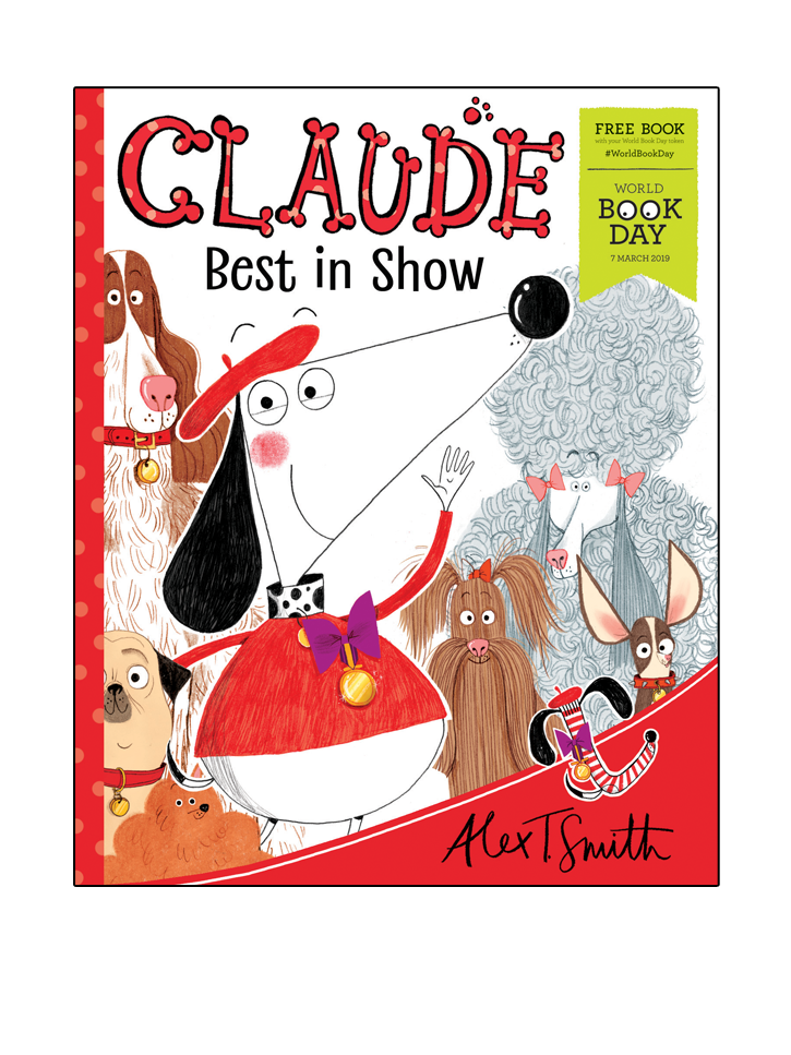 Cover of Claude: Best in Show