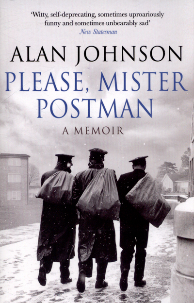Cover image for Please, Mister Postman