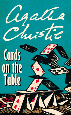 Cover of Cards On the Table