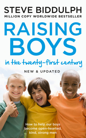 Cover of Raising Boys in the 21st Century