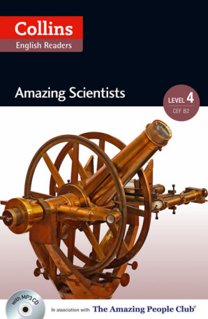 Cover of Amazing Scientists Level 4: B2