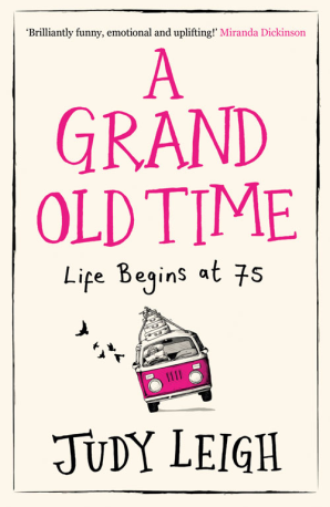 Cover of A Grand Old Time