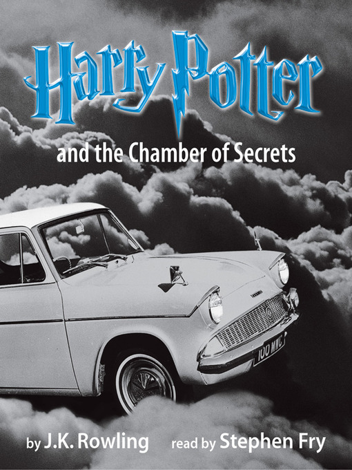 Cover of Harry Potter and the Chamber of Secrets (Harry Potter Book 2)