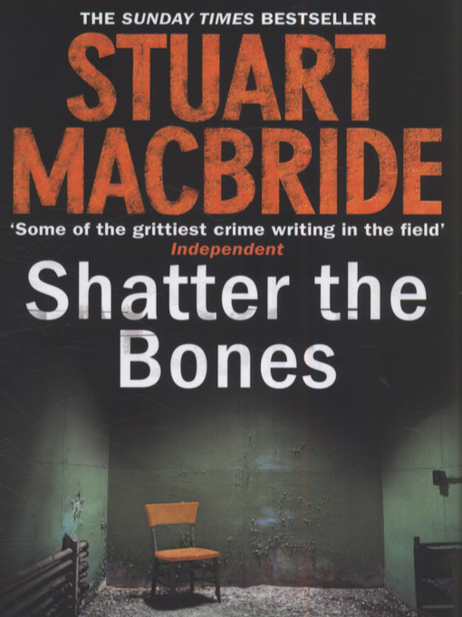 Cover of Shatter the bones