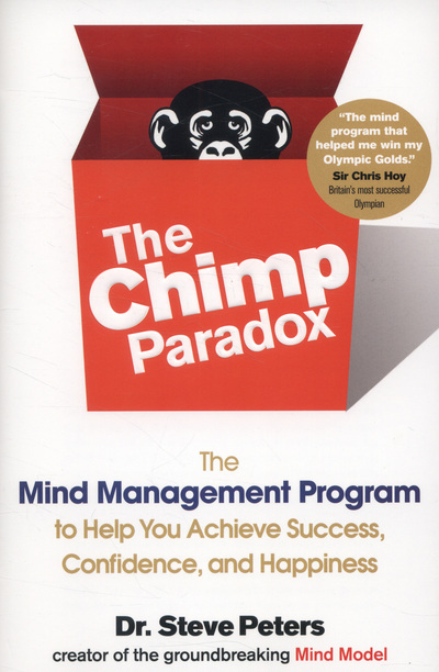 Cover of The Chimp Paradox