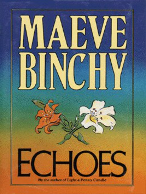 Cover of Echoes