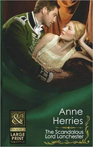 Cover of The Scandalous Lord Lanchester