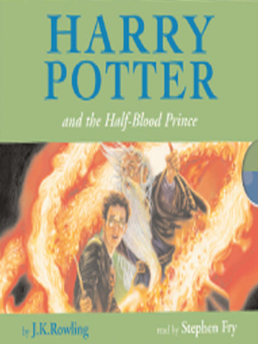 Cover of Harry Potter and the Half-Blood Prince (Harry Potter Book 6)