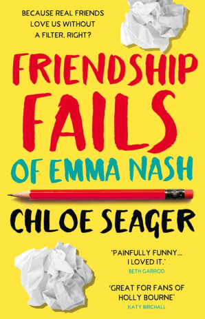 Cover of Friendship Fails of Emma Nash