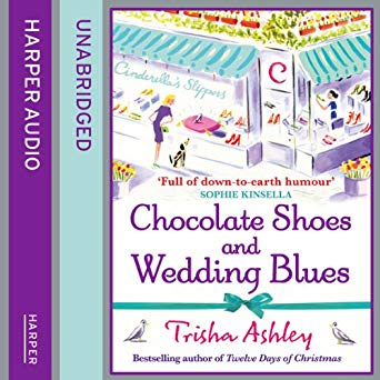 Cover of Chocolate Shoes and Wedding Blues