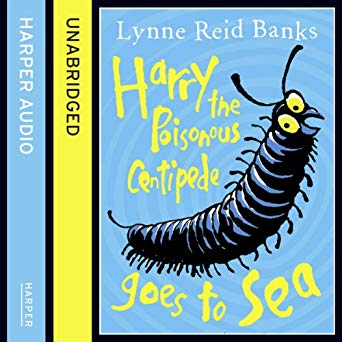 Cover of Harry the Poisonous Centipede Goes to Sea