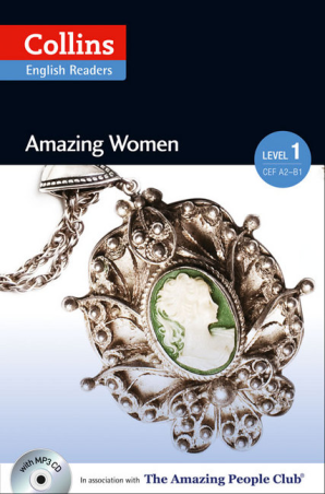 Cover of Amazing Women Level 1: A2