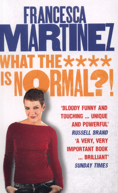Cover of What the **** is normal?!