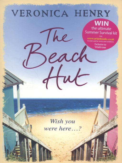 Cover of The beach hut