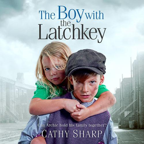 Cover of The Boy with the Latch Key