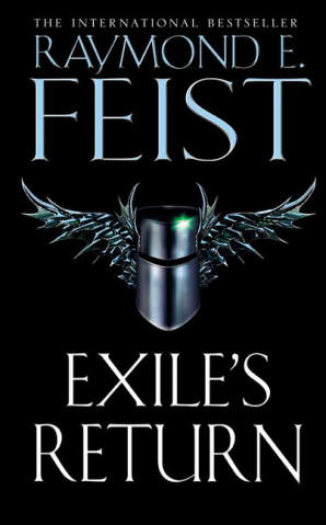 Cover of Exile's Return
