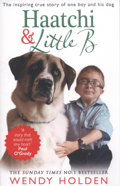 Cover of Haatchi and Little B
