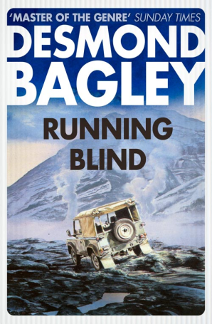 Cover of Running Blind