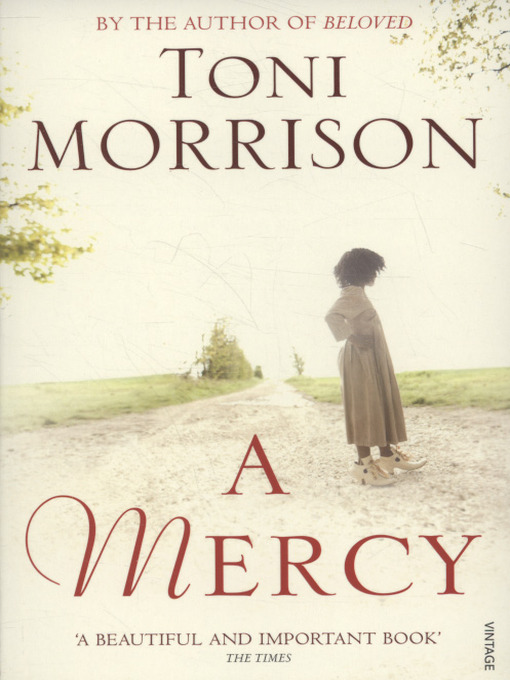 Cover of A mercy