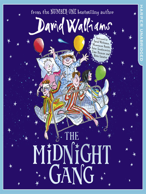 Cover of The Midnight Gang