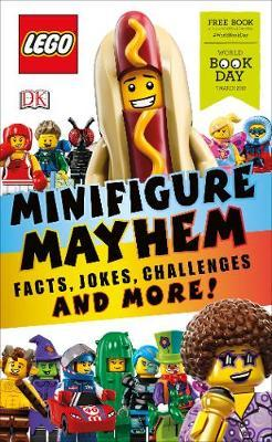 Cover of Lego Minifigure Mayhem