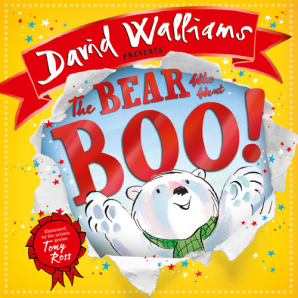 Cover of The Bear Who Went Boo
