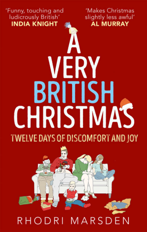 Cover of A Very British Christmas