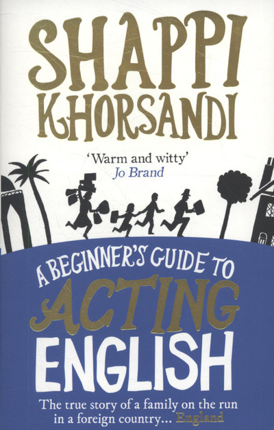 Cover of A Beginner's Guide to Acting English