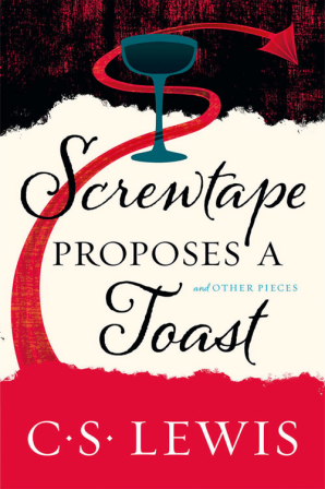 Cover of Screwtape Proposes a Toast